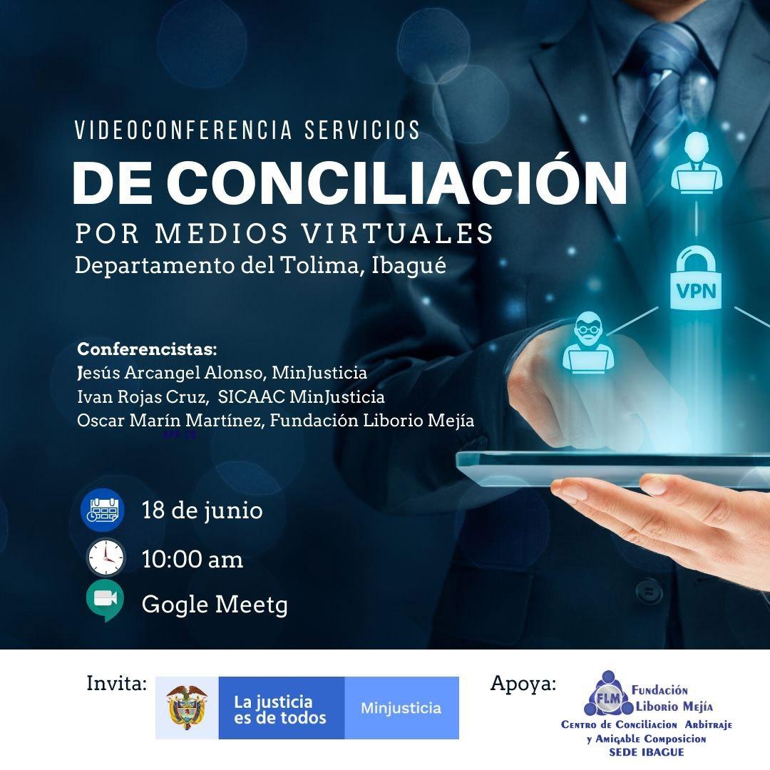 Conciliación Virtual