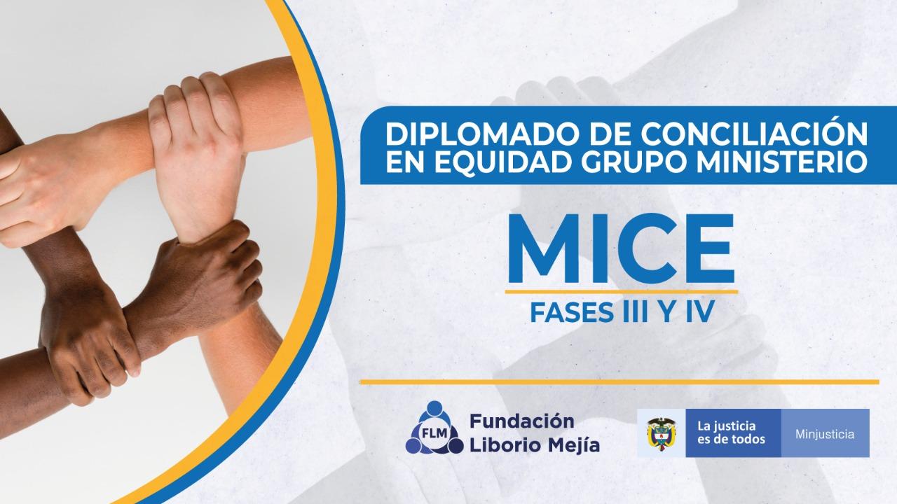 Diplomado Conciliación en Equidad Grupo Arteaga